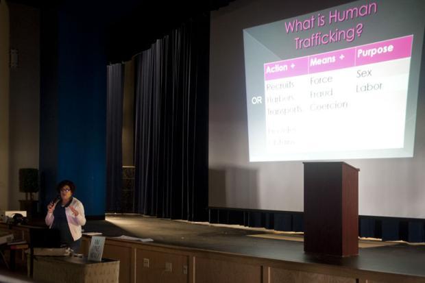 Lodi man organizing effort to stop human trafficking in California