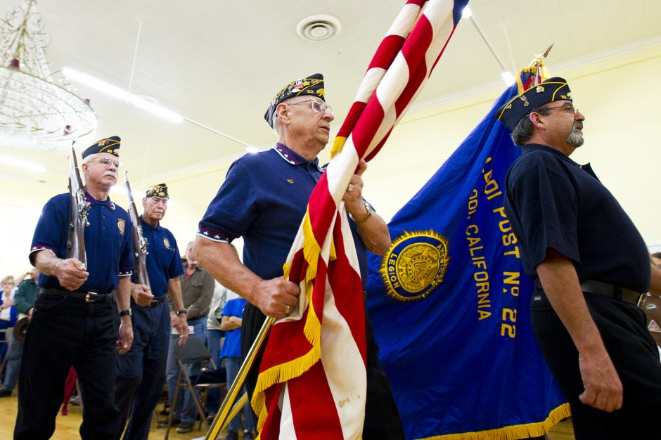 Lodi American Legion's Veterans Day ceremony