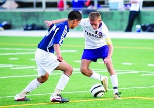 Tokay's Nicholas Gonzalez earns Co-MVP honors in soccer
