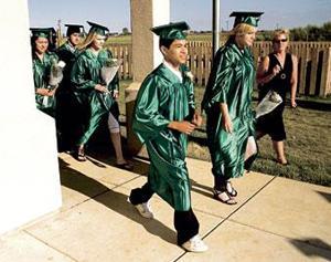 Estrellita graduates largest class ever