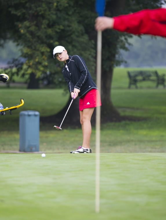Lodi Flames pull off three-peat in girls golf