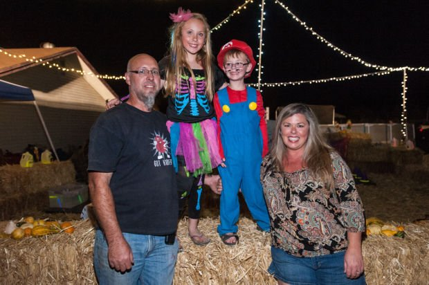 Halloween haunted house turned into fundraiser