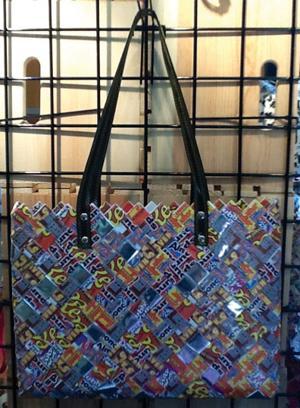 Giving Lodi a taste of eco-friendly handbags