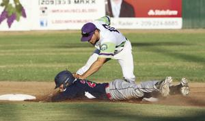 Crushers 'Heat' up their bats in win over Chico
