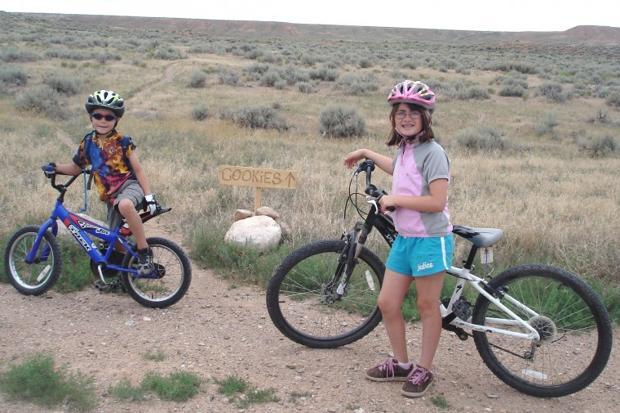 Mountain Biking Vernal Utah