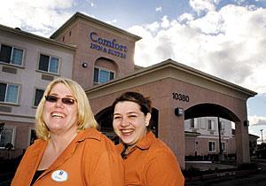 Comfort Inn opens new upscale hotel in Galt