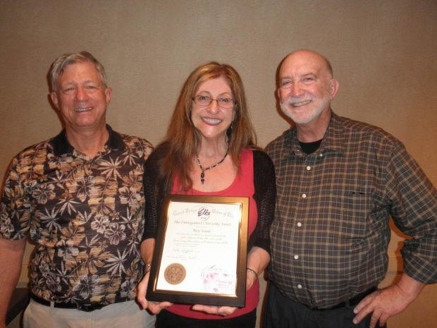 Lodi Elks honor volunteers