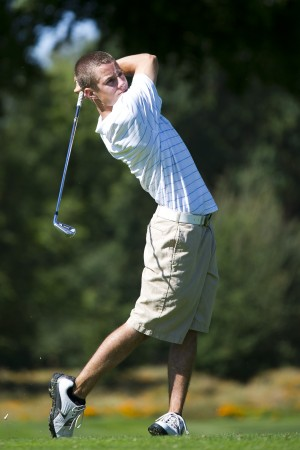 Marissa Hinchman tied for lead at Tokay Junior Golf Classic