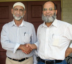 Lodi Muslim Mosque welcomes new president, Khan Afsar