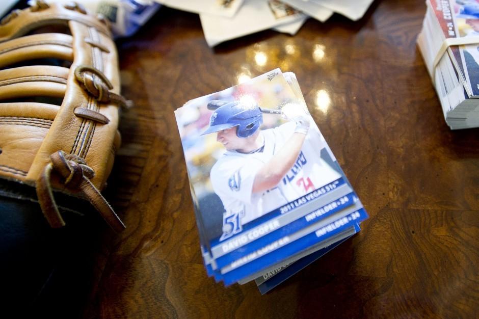 Despite 'major' leap, David Cooper settles in Lodi