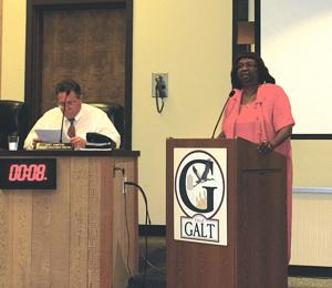 Galt City Council seat will stay open