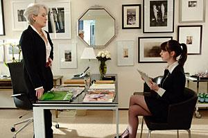 'The Devil Wears Prada' (** 1/2)