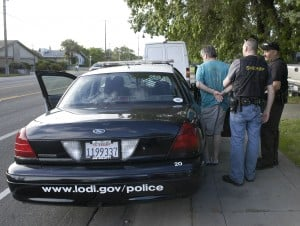 Eight law enforcement agencies conduct parole and probation searches