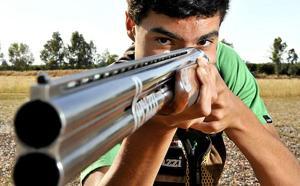 Morada sharpshooter Brandon Belanger aims for the Olympics