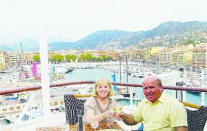 From the Vatican to a French marketplace, Lodi couple explores Western Mediterranean