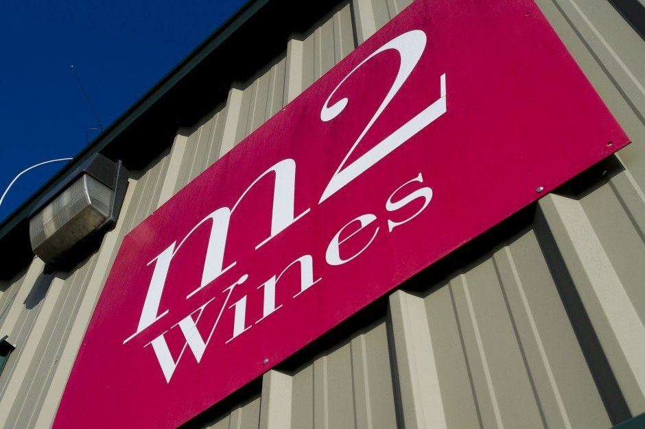 Lodi's m2 Winery built from a hobby