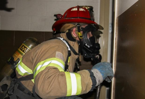 Multiple fire agencies come together to train in rescue scenarios