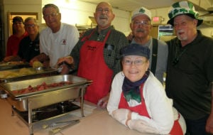 Elks Lodge holds annual St. Patrick's Day corned beef fundraiser