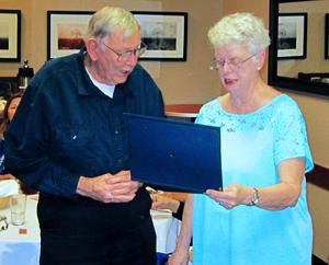 Lodi Historical Society holds 26th officer installation