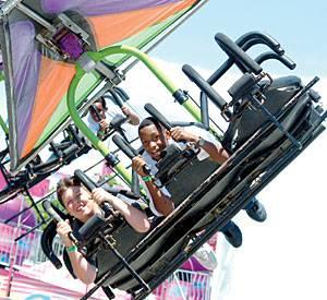 San Joaquin Fair in Stockton opens its doors to crowds
