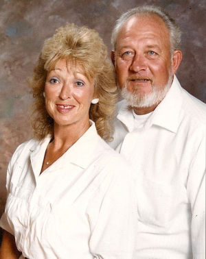 Bob and Jane Stutters celebrated 50 years of marriage in November