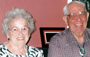 Bob and Arlene Cunningham celebrate 60th wedding anniversary