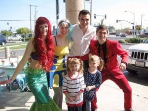 Jim Elliot Christian High School presents 'The Little Mermaid Jr.'