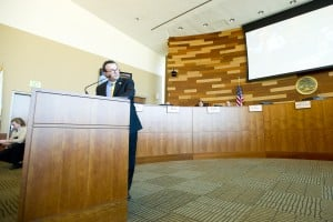 New San Joaquin County Board of Supervisors chairman Steve Bestolarides asks county to help veterans