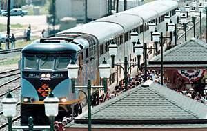 Lodi rides the rails again thanks to Amtrak