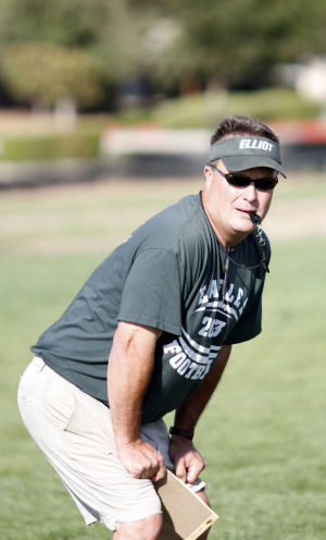 Former Elliot Christian assistant Hansen steps up and takes over the Eagles