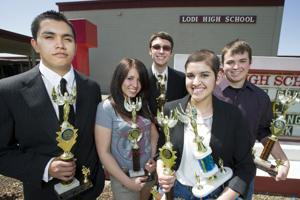 Lodi High School students head to state speech and debate championship tournament
