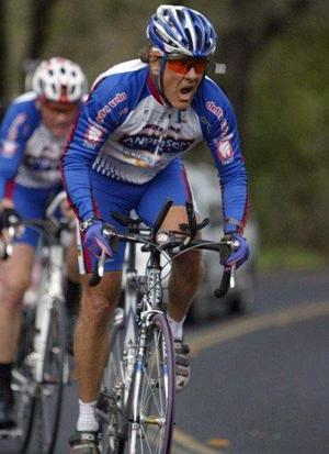 120 rides of 100 miles each in 2009: Lodian Bennie Weber serious about hitting open road