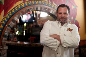 Restaurateur and chef John DeNigris is the creating force behind Habanero Hots
