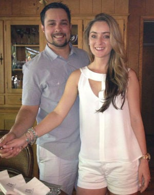 Chris Miranda, Leslie Gerard to marry in September in Woodbridge