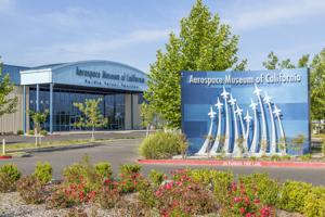 Learn about aviation's past and future at the Aerospace Museum of California