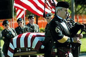 Former Lodi resident killed while serving in Iraq laid to rest