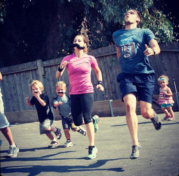 Run for your moustache at the Sacramento Moustache Run