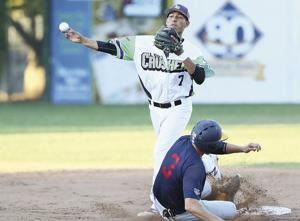 Bases-loaded opportunity goes to waste for Crushers