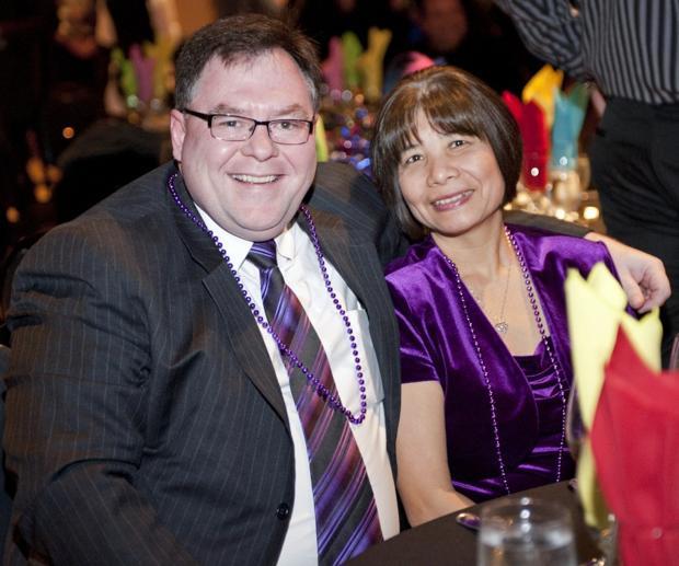 Lodi Memorial Hospital annual awards dinner