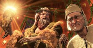 Jim Carrey wows in visually enchanting 'Christmas Carol'