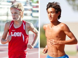 Cross country: Lodi's Blake Fonda, Tokay's Alec Hastings to clash in realigned Tri-City Athletic League