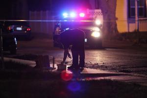 One injured in Lodi shooting