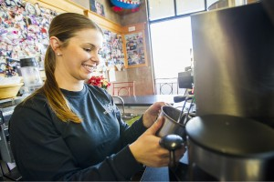 The art of coffee: House of Coffees barista Lisa Cramer shares tips