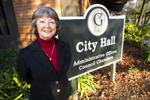 Galt Mayor Barbara Payne achieved civic goals