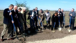 Stockton breaks ground on Delta Water Supply Project