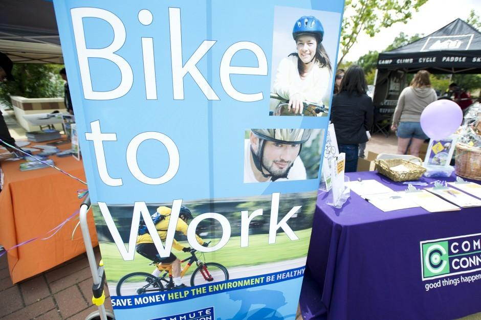 Lodi hosts first Bike to Work Week