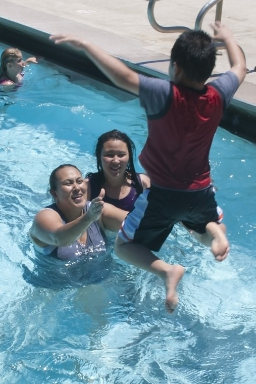 Swimming in and around Lodi this summer