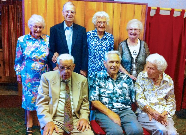 Poet honors Lodi High School's class of 1939 for reunion