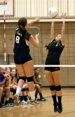Nicole Buzo's best can't keep Tokay Tigers alive in section volleyball playoffs