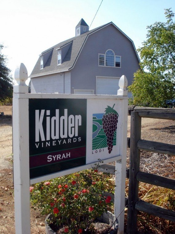 Kidder Family Winery